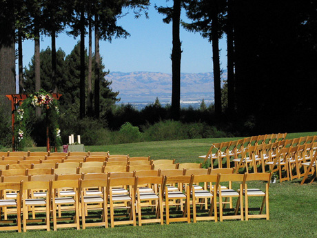 mountain terrace wedding